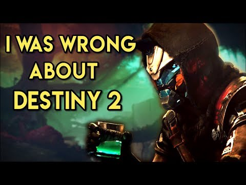 I Was Wrong About Destiny 2   The Fall Of Bungie
