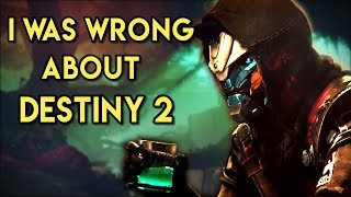 I Was Wrong About Destiny 2 | The Fall Of Bungie