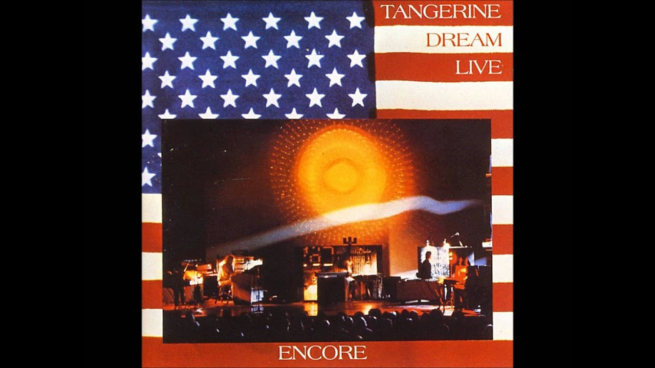 Tangerine Dream - Music For Sports - Cool Races
