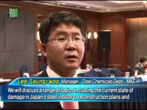 [Industry professional news channel itsTV]   Korea-Japan steel industries seek collaboration