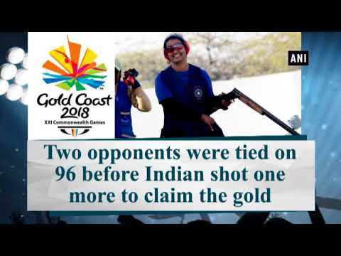 CWG 2018: Shreyasi Singh Wins Gold In Double Trap