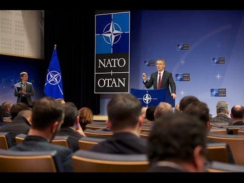 NATO Secretary General's Pre-Ministerial Press Conference, 09 FEB 2016 - Part 1/2