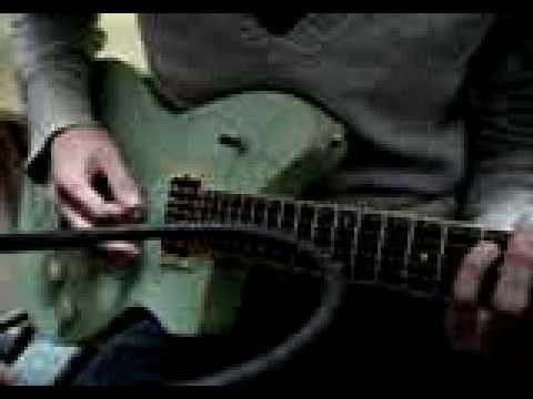 KANE ROBERTS STYLE GUITAR