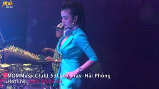 MDM Music Club - Dj My Sunnie on the mix - Event Chivas BS 08/01/2016