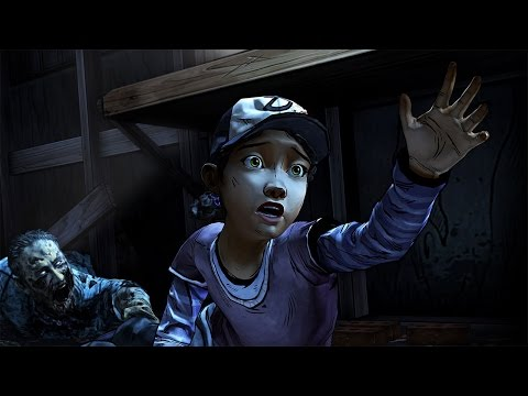 The Walking Dead: Season Two - PS4 and Xbox One Trailer