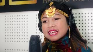 Palam Khyali by Susmita Rai   दृश्टीबिहीन भएर के भो आवाजमा जादु छ  New Nepali folk song