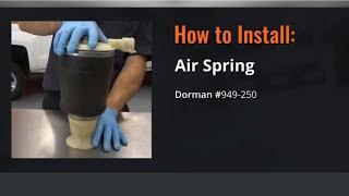 Air Spring Installation