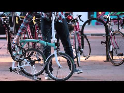 Brompton Bicycle 30 sec. Ad