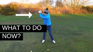 START THE DOWNSWING CORRECTLY - TO PERFECT IMPACT