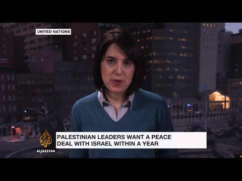 Palestinians to push ahead with UN resolution