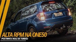CORSA DE FT350 + FORESTER UNICA NO BRASIL (FT. ALTA RPM)