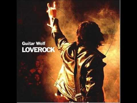 Guitar Wolf - Black Rock N Roll