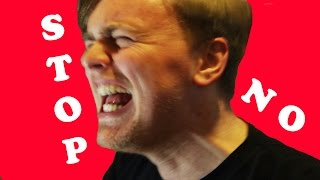 Stop Playing The Public Piano - Gus Johnson