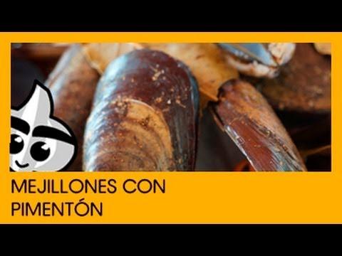 Receta 85# Mejillones con pimentón (Vámonos de tapas)