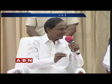 Telangana CM KCR about SP-BSP alliance | ABN Telugu