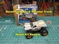 Lagu Revell 125 Max D Monster Truck Model Kit Review Build 85-1989