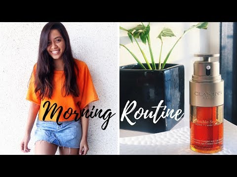 MY MORNING ROUTINE WITH UPDATED SKINCARE + MORE