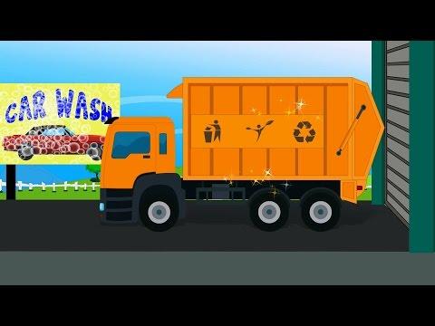 Garbage Truck | Car Wash