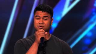 Paul Ieti_ Singer Moves the Judges to Hug With _Stay_ Cover - America