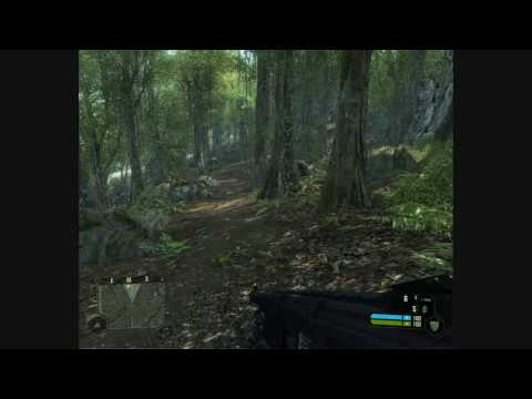Crysis on XFX 9800GTX