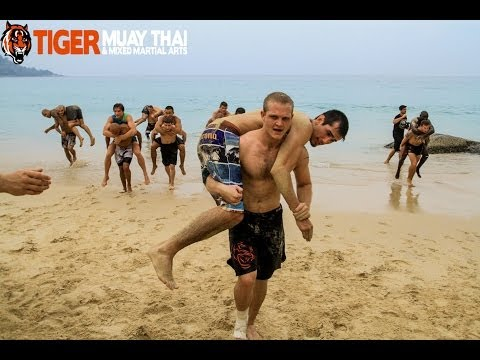 Tiger Muay Thai Fighter Tryouts Trailer 2014 Image 1
