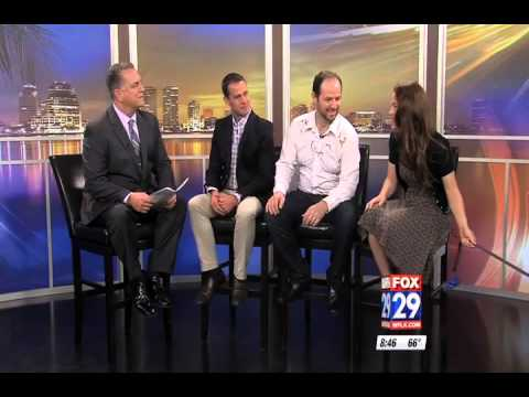 Palm Beach Opera Family Opera Interview on WFLX