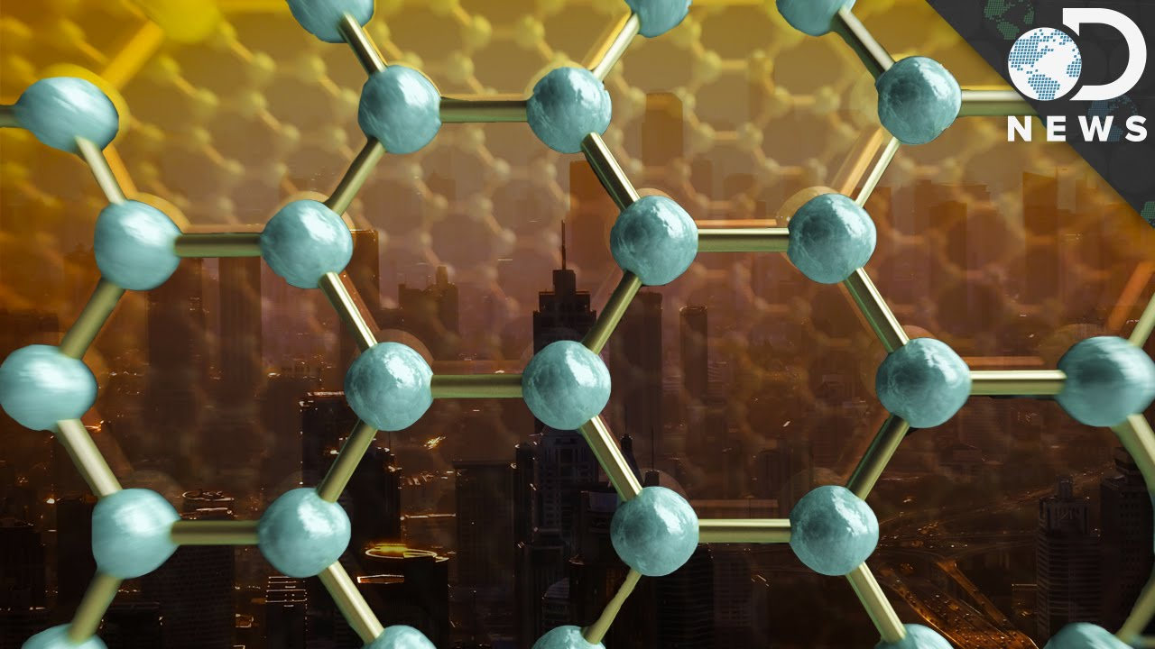 Can This Carbon Nanomaterial Solve Global Warming?