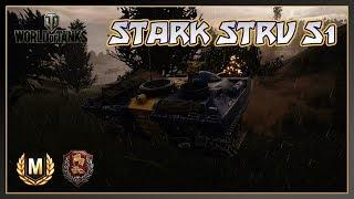 World of Tanks // Stark Strv S1 // Ace Tanker // Defender // Xbox One