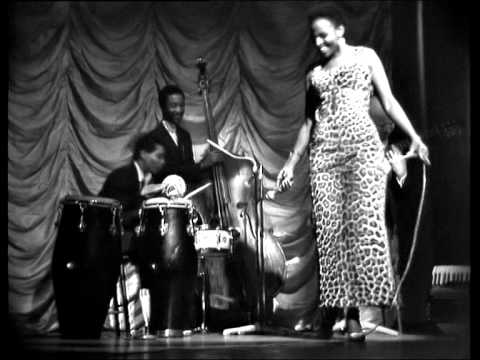 Miriam Makeba - Live At Berns Salonger, Stockholm, Sweden, 1966 (OFFICIAL VIDEO) (Pt. 1)