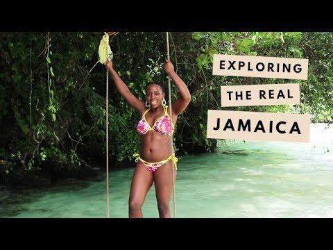 VLOG | Exploring The REAL Jamaica - Kingston & Port Antonio! | Kristabel thumbnail