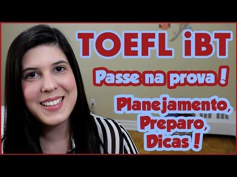 TOEFL iBT: Passe na prova de proficiência em inglês