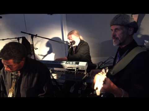 The MARK ROBERTS BAND performing Bruno Mars