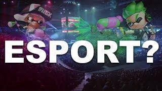 Can Splatoon 2 Become an Esport?