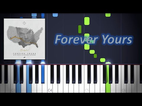 Kygo, Avicii & Zandro Cabazza - Forever Yours (Avicii Tribute) | (Piano Cover)|Magic Hands