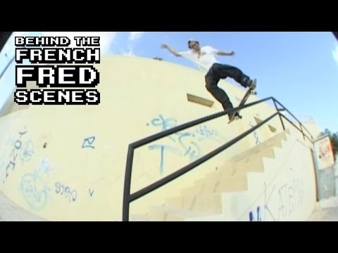 Behind the French Fred Scenes: Cliché In Greece Pt. 2