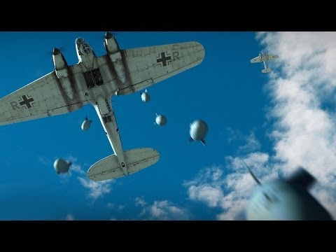 Бомбы, ракеты, торпеды - War Thunder. Обучение, часть 4. Авиация (аркадный режим)