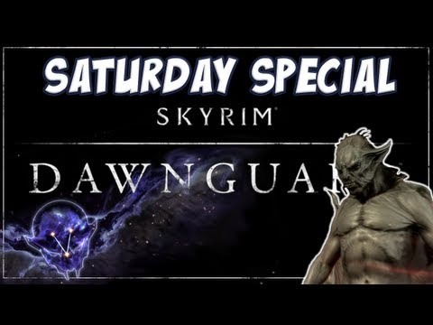 Saturday Special: Dawnguard DLC!
