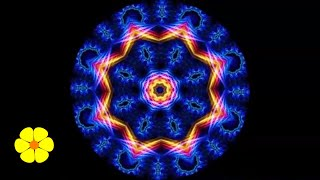 Powerful Drums Shaman Magical Mandala Trance Meditation Drumming Native American Navajo Fire Dance