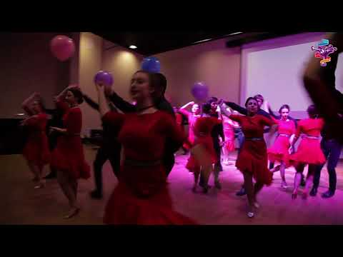 """Финал конкурса """"Танцуй, школа!"""": выступление команды школы №26"""