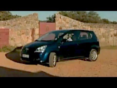 Toyota Corolla Verso 2.0 D-4D: Motorvision testet den Japan-Van