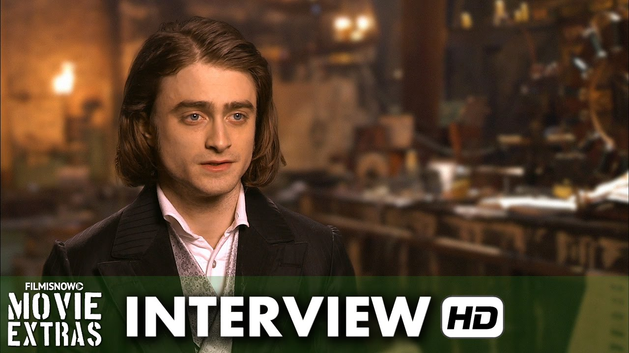 Victor Frankenstein (2015) Behind the Scenes Movie Interview - Daniel Radcliffe is 'Igor'