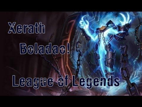 League of Legends - Xerath (Português - BR)