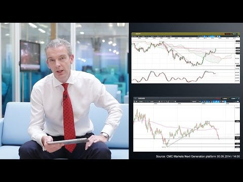 Will the ECB help push the euro even lower - CMC Markets 30 September 2014
