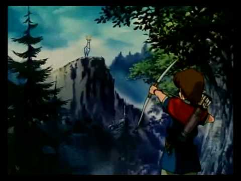 The Great Adventures Of Robin Hood - Opening video