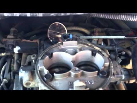 Dodge Ram Rough Idle 5.2 Liter (318) Idle Air replacement.