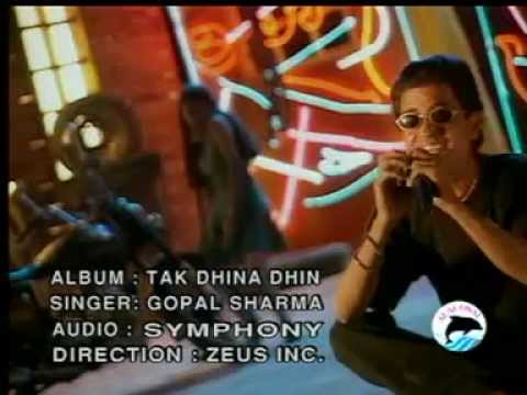 Tak Dhina Dhin - Gopal Sharma video