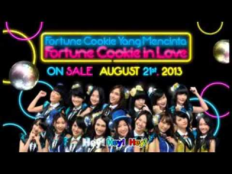 JKT48 - Fortune Cookie In Love (English Version) Lyrics.3gp