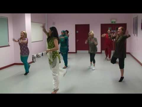 Bhangra - Dhol jageero da (ka) - Bollywood Dance Worldwide (...