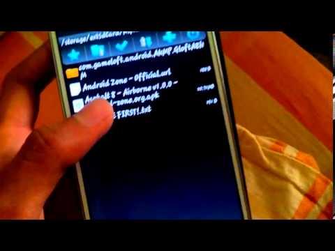 How To Install Asphalt 8 In Samusng Galaxy S4