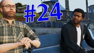 Grand Theft Auto V | Ep.24 | Франклин - Наемный Убийца
